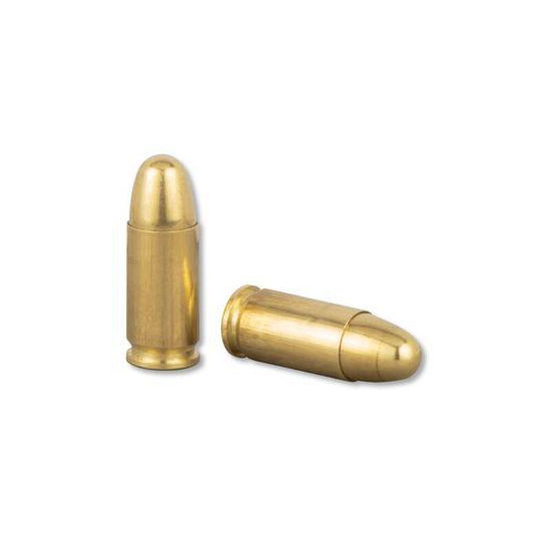 MAXXTech 9mm Ammunition, 1000 Rounds, FMJ, 115 Grains