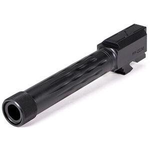 Faxon Barrel For GLOCK G19 FLAME Match Gen 1-4 9mm SAAMI Stainless Threaded  Nitride GB910N19LGQ-T