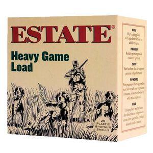 """Estate Upland Hunting 16 ga 2-3/4"""" #8 Shot 1 oz 250 Rnd Case"""