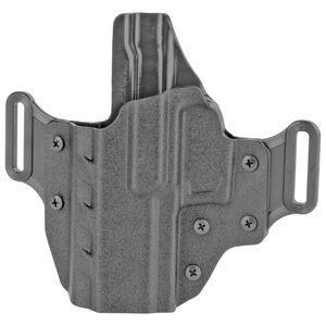 DeSantis Veiled Partner OWB Holster for Taurus G3C, G2C, G2S Left Hand Optics Compatible Kydex Black