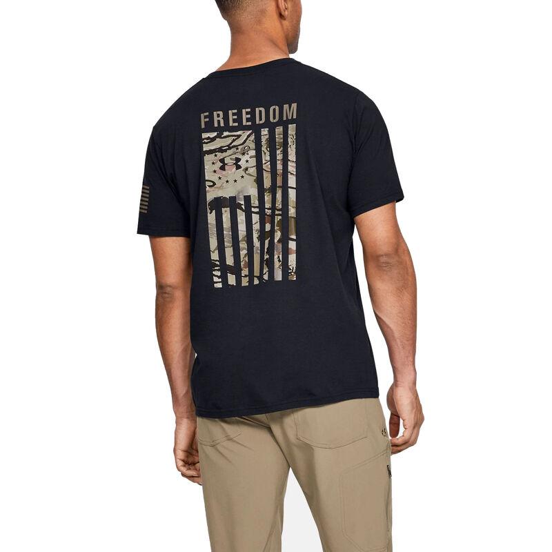 Under Armour Men's Freedom Flag Camo T-Shirt