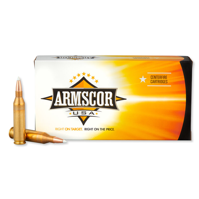 Armscor USA .243 Win Ammunition 200 Rounds PT 90 Grain