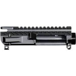 YHM AR-15 Stripped Billet Upper Receiver M4 Feed Ramps