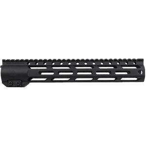 "Trinity Force MX-15 10"" M-LOK Free Float Rail Aluminum Black"