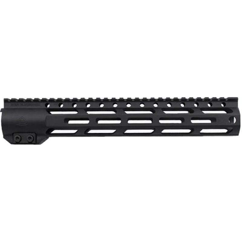 "Trinity Force MX-15 10"" M-LOK Free Float Rail Aluminum Black"