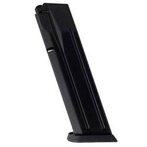CZ USA CZ P-09 15 Round Magazine 9mm Luger Matte Black Finish