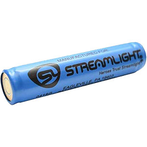 Streamlight Microstream USB Replacement Battery, Rechargeable, Blue, 3.7V
