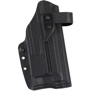 Steiner G-Code GLOCK 19/23/32 with SBAL-PL Laser Sight Level II Belt Holster Right Handed Kydex Black