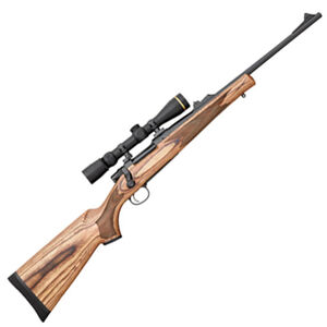 "Remington Model Seven Bolt Action Rifle .223 Rem 18.5"" Barrel 5 Rounds Laminate Stock Matte Blued 85960"