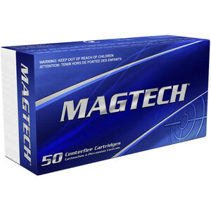 Magtech 10mm Auto Ammunition 50 Rounds FMJ 180 Grains
