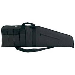 "Bulldog Extreme Tactical Rifle Case With Pockets 35"" Nylon Black BD422"