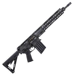 "DRD Tactical M762 6.5 Creedmoor AR-10 Semi-Auto Rifle 16"" Barrel 20 Rounds Optics Ready Magpul MOE Stock Battleworn Finish"