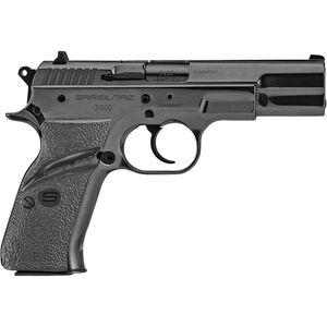 "SAR USA Model 2000 9mm Luger Semi Auto Pistol 4.5"" Barrel 17 Rounds Forged Steel Frame Matte Black Finish"