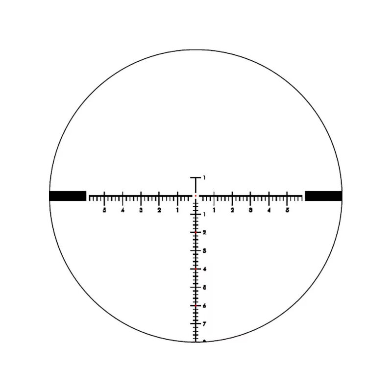 EOTech Vudu 5-25x50 FFP Riflescope MD3 Reticle MRAD