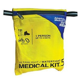 Adventure Medical KIts Ultralight/Watertight .5 First Aid Kit 0125-0292