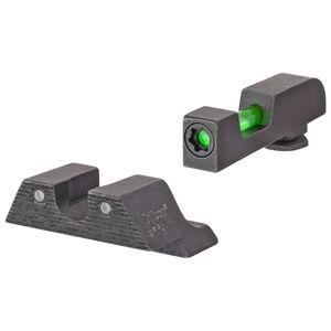 Trijicon DI Night Sight Set for GLOCK Large Frame Models Metal Housing Black