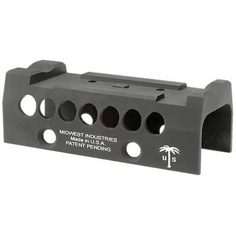 Midwest Industries AK-47 Aimpoint T1 Topcover Black