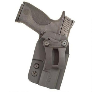 Comp-Tac QI IWB Holster Ambidextrous Fits GLOCK 9mm and .40 S&W Kydex Black