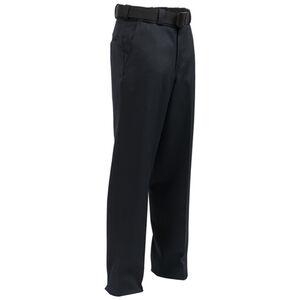 Elbeco TEXTROP2 Men's 4 Pocket Pants Size 28 Polyester Serge Weave Midnight Navy