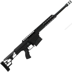 "Barrett Model 98B Tactical Bolt Action Rifle .308 Win 16"" Heavy Barrel 10 Rounds M1913/Picatinny Rail Adjustable Cheek Piece Black 14800"