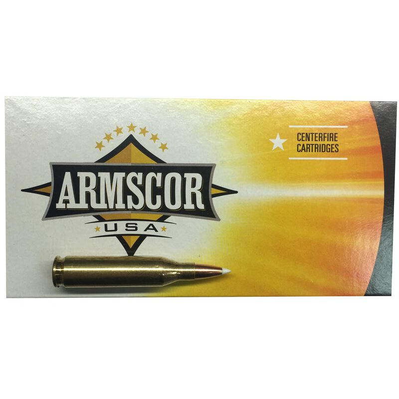 Armscor USA .300 RUM Ammunition 20 Rounds PT 180 Grain