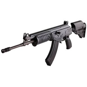 "IWI Galil Ace Semi-Auto Rifle 7.62x39mm 16"" Barrel 30 Rounds Side Folding Stock Adjustable Night Sights Matte Black"