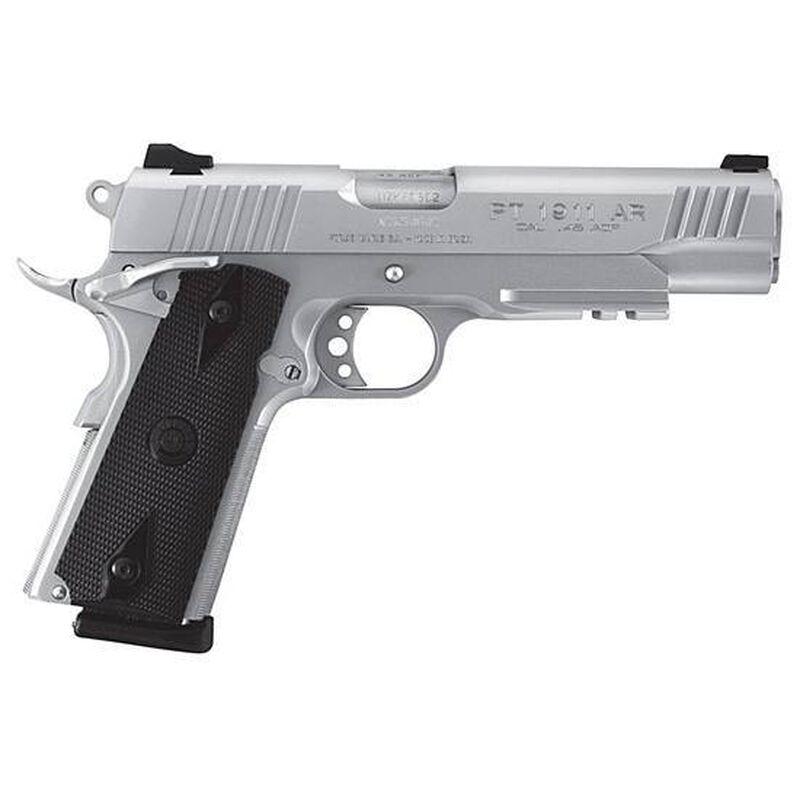 Taurus 1911 Railed Single Action Semi Automatic Pistol  45 ACP 5