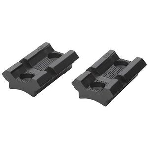 Traditions Scope Base Blued 2 Piece Fits Lightning and Buckhunter Rifles A1320