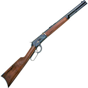 "Chiappa Fireams 1892 Trapper Classic Carbine .45 LC 16"" Round Barrel 8 Rounds Walnut Stock Matte Blue 920-336"