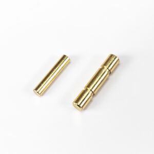 DELTAC Two Piece Pin Set For GLOCK 42 Gold GLK42PS-G