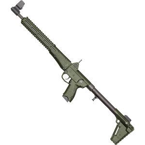 "Kel-Tec Sub-2000 G2, .40 S&W Semi Auto Rifle, 16.25"" Barrel, 10 Rounds, Uses M&P Magazines, Green Finish"
