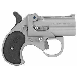 """Cobra Big Bore Derringer w/Guard 9mm 2.75"""" Barrel 2 Rounds Satin Cerakote Finish"""