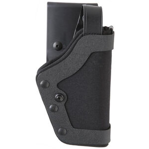 Uncle Mike's Standard Retention Holster Right Hand Size 20 Black 98201