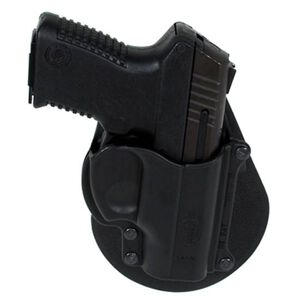 Fobus Holster CZ 52/SCCY CPX-1,CPX-2/Taurus PT111 Right Hand Paddle Attachment Polymer Black