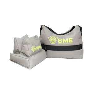 SME 2 Piece Front and Rear Shooting Bags Unfilled