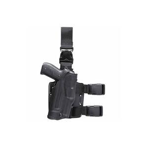 Safariland 6355 ALS Tactical Drop Leg Holster Fits GLOCK 19/23 with TLR-1/X300/Inforce APL STX Tactical Black
