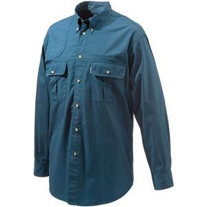 Beretta Special Purchase Men's Shooting Shirt Long Sleeve 2XL Red