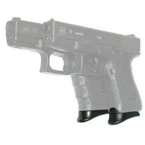 Pearce Grip Extension For GLOCK Fullsize/Midsize 9mm/.40/ .357 SIG Plus Zero Polymer Black PG-19