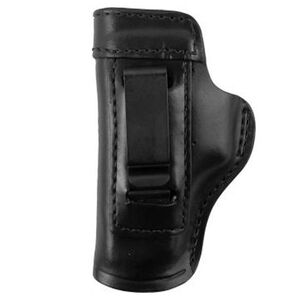 Gould & Goodrich GLOCK 19, 23, 32 Inside Waistband Holster Left Hand Leather Black B890-G19LH