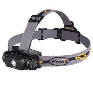 Fenix Flashlights HL55 LED Headlamp 900 Lumens Gray HL55