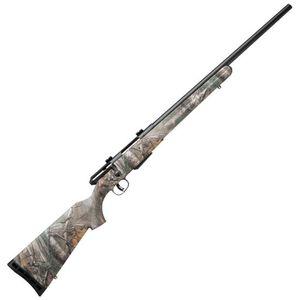 "SAVAGE 25 Walking Varminter Bolt Action Rifle .223 Rem 22"" Barrel 4 Rounds Realtree Xtra Camo Stock Blued Finish 19980"