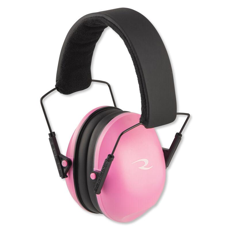Radians Low Profile Shooting Earmuffs Pink LS0800CS