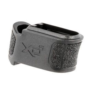 Springfield Armory XD-S Mod 2 9mm Luger Grip Sleeve Extension Polymer Gray