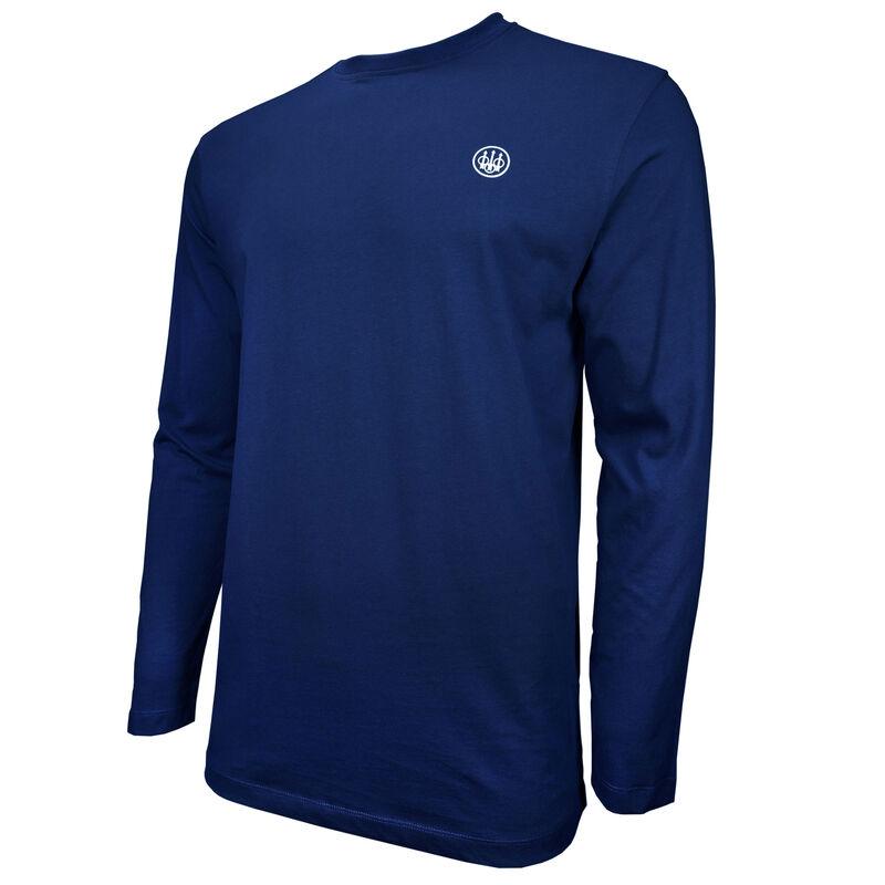 Beretta Special Purchase Men's T Shirt USA Logo Long Sleeve XL Cotton Black