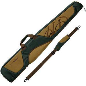 "Beretta XPLOR Shotgun Case External Pocket 52"" Padded Nylon Green/Tan BERFO1201890730"