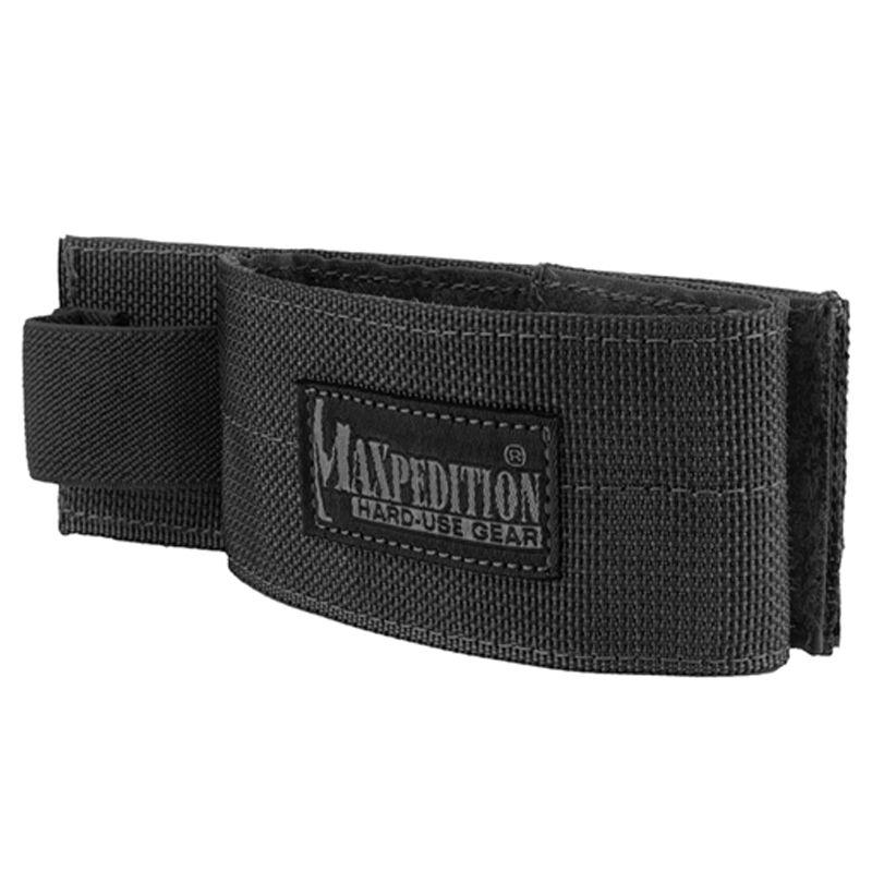 Maxpedition Hard-Use Gear Sneak Holster Insert with Magazine Retention Nylon Black 3535B