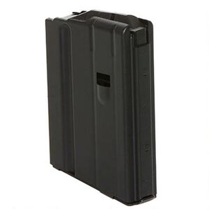 C-Products Defense LR-308/SR-25 Magazine .308 Winchester 5 Rounds Stainless Steel Black 5X08041185CPD