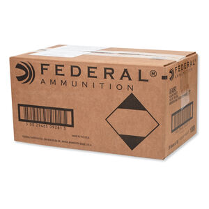 Federal American Eagle .40 S&W Ammunition 1000 Rounds FMJ 165 Grains AE40R3
