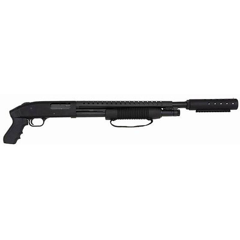 "Mossberg Model 500 Special Purpose Rolling Thunder Pump Action Shotgun 12 Gauge 23"" Barrel with Stabilizer 6 Rounds Black Synthetic Pistol Grip 55605"