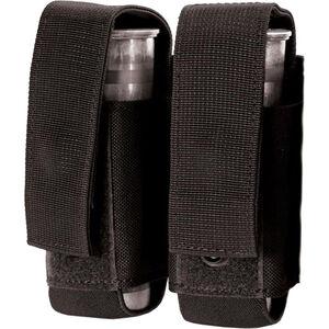 BLACKHAWK! 40mm Grenade Double Pouch MOLLE Nylon Black